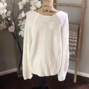 Fate Sweaters - NWT Fate cream sweater